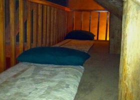 Paddler's Lane Chalet loft