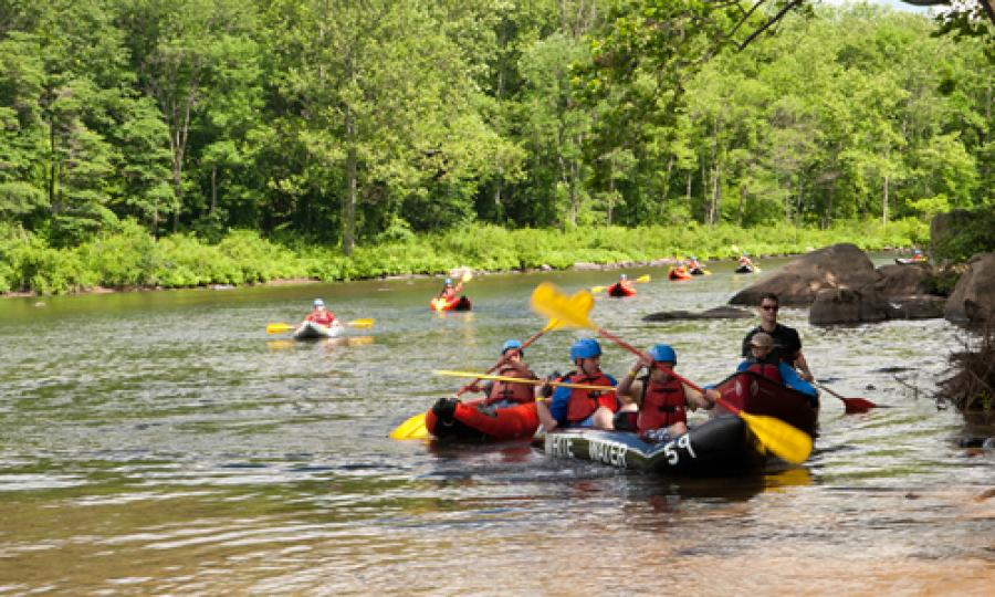 Activities in Ohiopyle and the Laurel Highlands