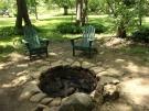 Guest fire pit